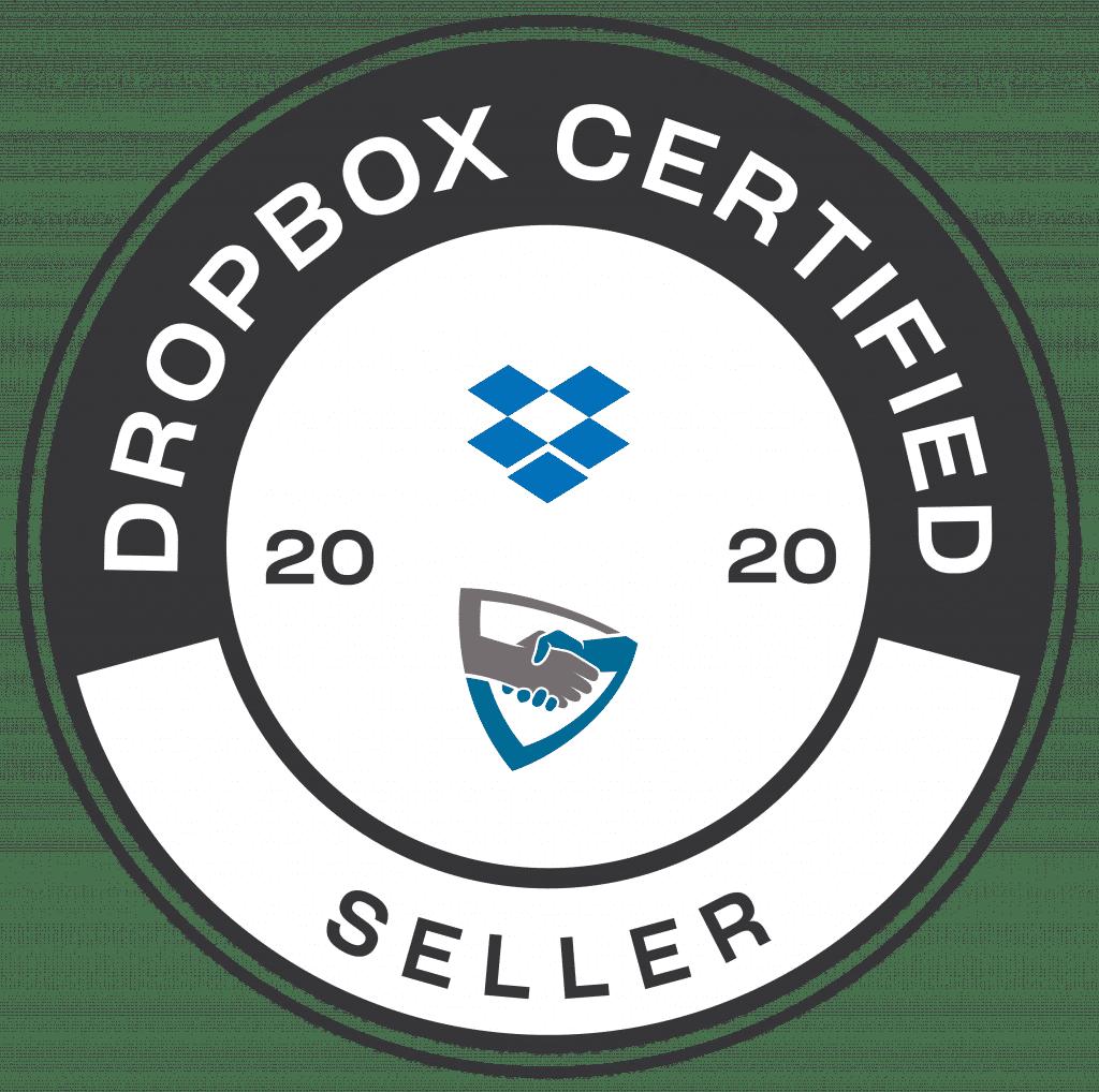 Dropbox certified Selller